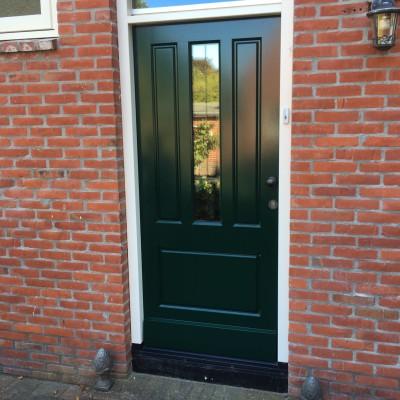 2adore voordeur compleet gemonteerd