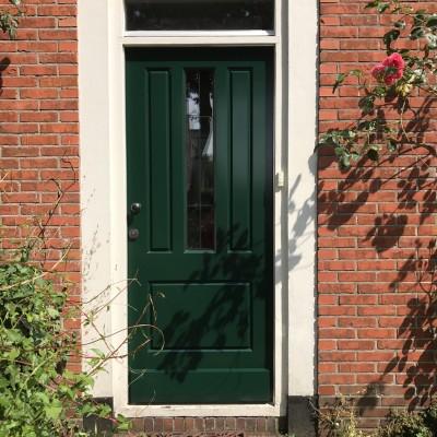 2adore voordeur gemonteerd