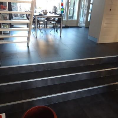 Coretec Megastone vloer montage Zutphen