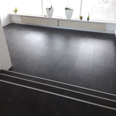 Klik PVC vloer gelegd in Zutphen