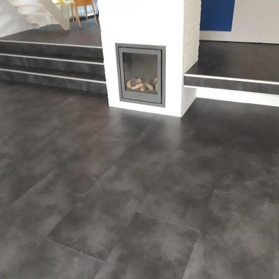 Klik PVC vloer