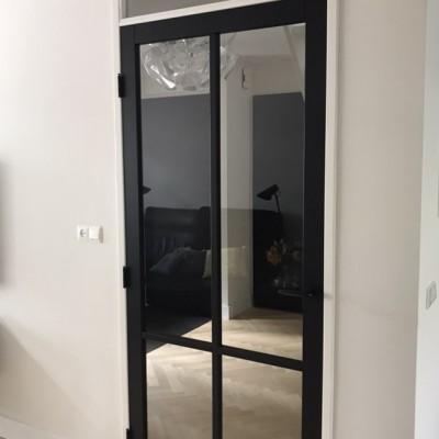 industriele deuren  gemonteerd                                           HUBO XL losser 0535360534