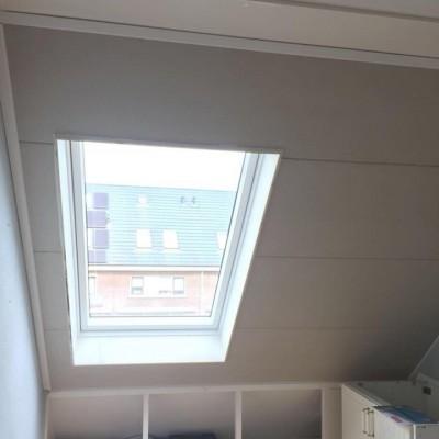 Velux dakraam gemonteerd in Zutphen