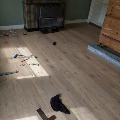 PVC Click vloer van COREtec  in Zutphen