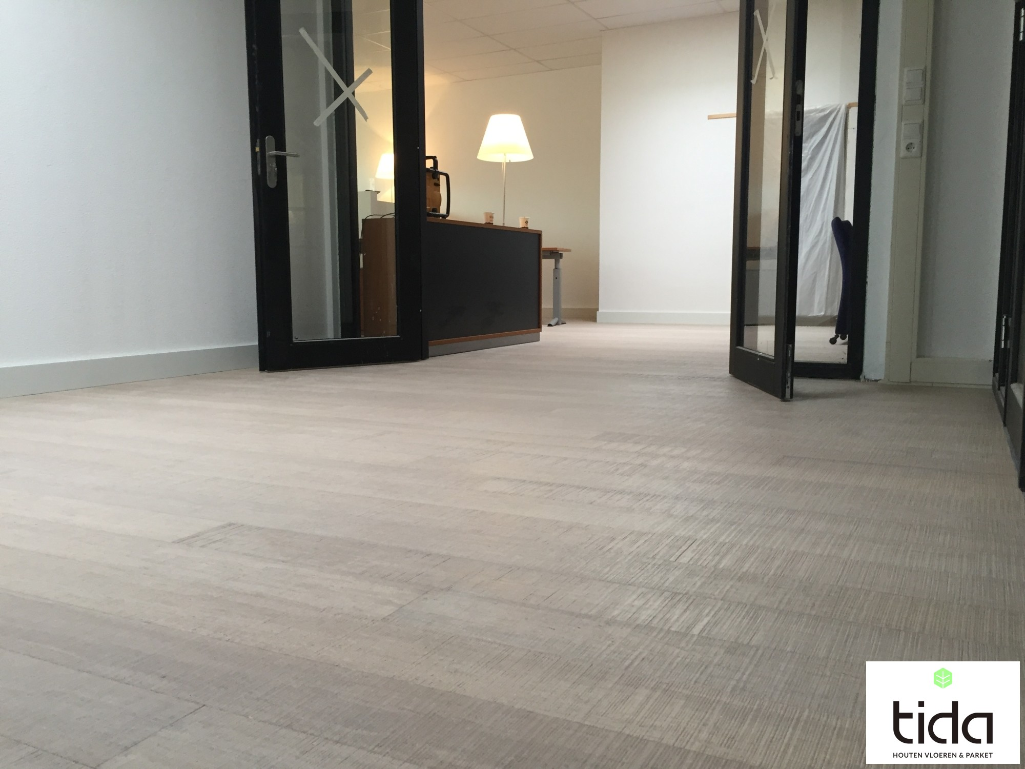 MOSO® bamboo solida - Marble White